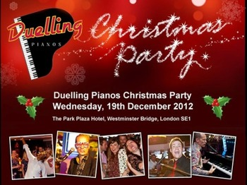 Duelling Piano's Christmas Party picture
