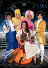 Flyer thumbnail for Cinderella: Jennifer Metcalfe, Keith Jack, Steve Walls, Blue Genie