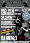 Flyer thumbnail for Darth Audio Presents: Rossi Noise + Shadow Conspiracy + PDR Warped + DJ Nathan Sutherland + Rayinthecloud + Marc Boundforth