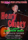 Flyer thumbnail for Henry Cluney + Cash From Chaos