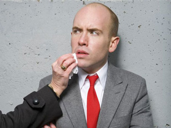 Ivor's Comedy Drop-In: Tom Allen, Rick Right, Stuart Goldsmith, Ivor Dembina picture