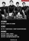 Flyer thumbnail for Pre-match Performance: The Boy Royals