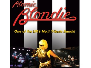 Atomic Blondie artist photo