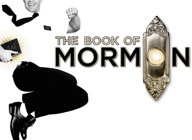The Book Of Mormon: No booking fees!