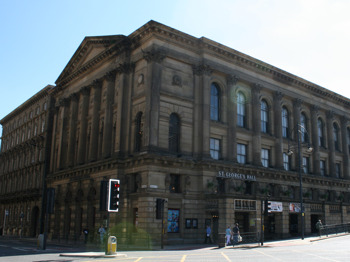 St George's Hall venue photo