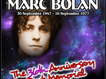 The Annual Marc Bolan Rock Memorial: TooREX picture
