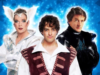 Jack and the Beanstalk: Julian Clary, Nigel Havers, Lee Mead, Paul Zerdin picture