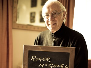 Roger McGough artist photo