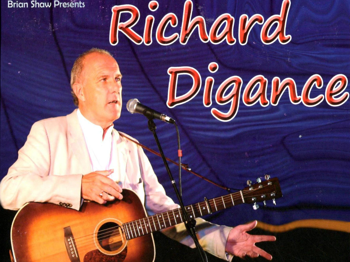 Hitchin Folk Club: Richard Digance picture