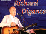 Richard Digance artist photo
