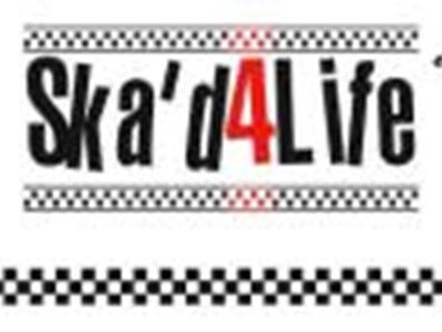 Ska'd For Life artist photo