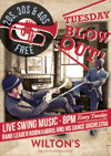 Flyer thumbnail for Tuesday Blow-out!: The London Dance Orchestra