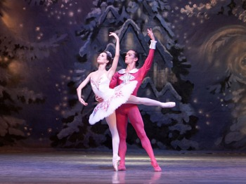 Swan Lake: Russian State Ballet of Siberia picture