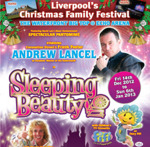 Flyer thumbnail for Liverpool Christmas Family Festival