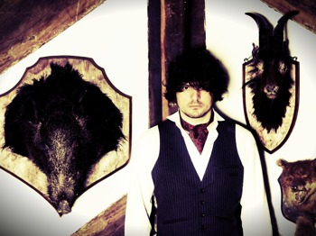 Chris Helme + Sam Forrest (Nine Black Alps) picture