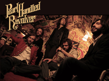 Pearl Handled Revolver Headline Esquires: Pearl Handled Revolver + The OmniVibes picture