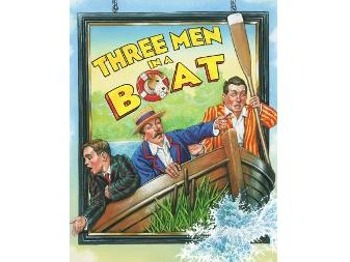 Three Men In A Boat: Original Theatre Company picture