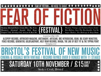 Fear Of Fiction Festival 2012  picture