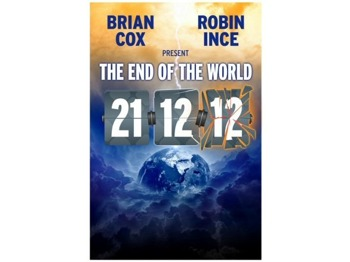 The End Of The World Show: Professor Brian Cox, Robin Ince picture
