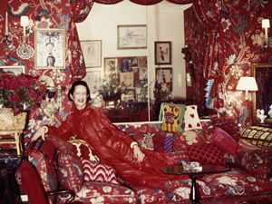 Film promo picture: Diana Vreeland: The Eye Has To Travel