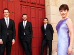 Heath String Quartet artist photo