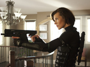 Film promo picture: Resident Evil: Retribution