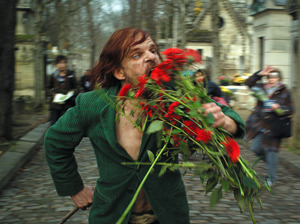 Film promo picture: Holy Motors