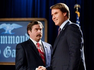 Film promo picture: The Campaign