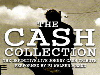 San Quentin Night: PJ Walker & The Cash Collection picture