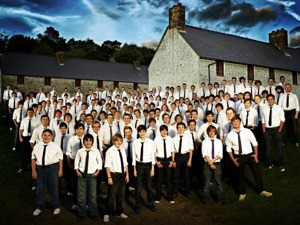 Only Boys Aloud artist photo