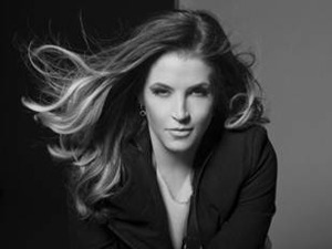 Lisa Marie Presley artist photo
