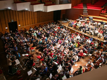 One-day Scratch Orchestra And Choir picture