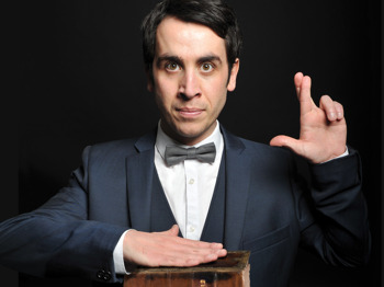 Pete Firman, Nish Kumar picture