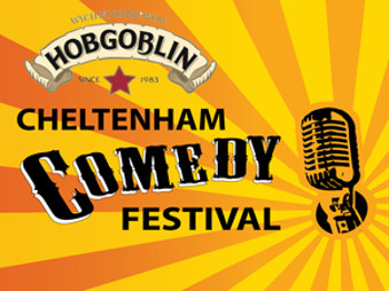 The Hobgoblin Cheltenham Comedy Festival: The Man With The Flaming Battenberg Tattoo: Rhod Gilbert picture