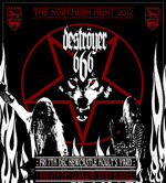 Flyer thumbnail for Wreckage Metal Night: Destroyer 666