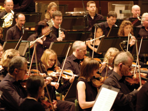 BBC National Orchestra Of Wales artist photo