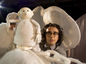 Cloud Man: Ailie Cohen picture
