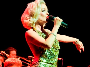 Sinatra Sequins & Swing - The Capitol Years Live! artist photo