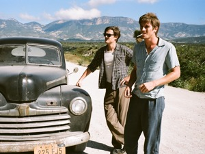 Film promo picture: On The Road
