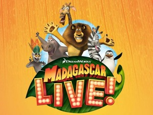 Madagascar Live! artist photo
