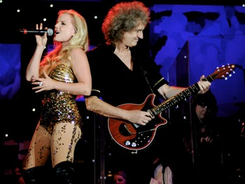 The Born Free Tour: Kerry Ellis + Brian May picture
