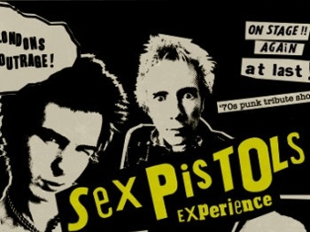 The Great Rock'n'roll Tribute: Sex Pistols Experience picture