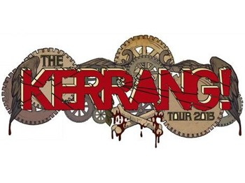The Kerrang! Tour: Black Veil Brides + Chiodos + Tonight Alive + Fearless Vampire Killers picture