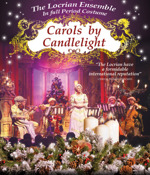 Flyer thumbnail for Carols By Candlelight: The Locrian Ensemble