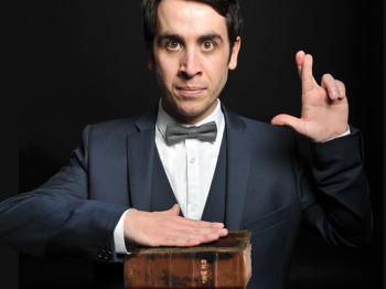 Hoodwinker: Pete Firman picture