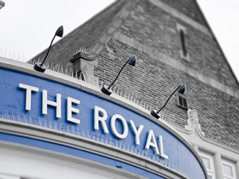 The Royal Hotel venue photo