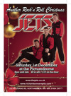 Flyer thumbnail for Another Rock N Roll Xmas: The Jets