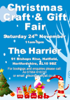 Flyer thumbnail for Hatfield Christmas Craft And Gift Fair