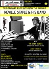 Flyer thumbnail for The 2-tone Village Presents, Neville Staple In Association With Cov Market & Print Works: Neville Staple + The Stiff Joints + Jonny Concrete + MC Brody Swain DJ Nutty Beats + DJ Dave
