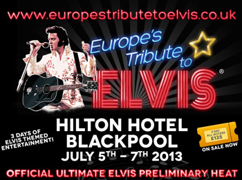 Europe's Tribute To Elvis® - Ultimate Elvis Preliminary Festival & Championships picture